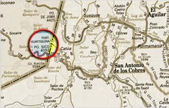 Mapa Sico